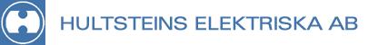 Hultsteins Elektriska Logotyp